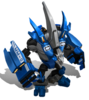 Malphite Mecha (Sapphire)