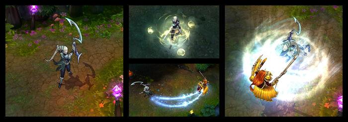 Diana Screenshots