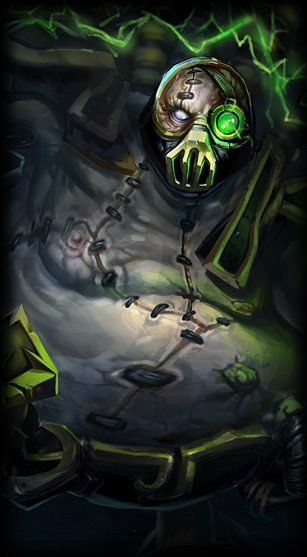 Urgot OriginalLoading old