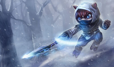 Kennen ArcticOpsSkin old
