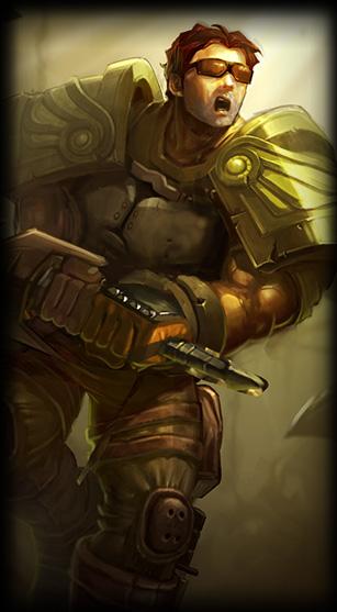 Garen CommandoLoading old