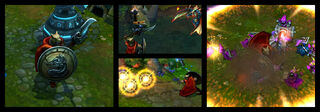Pantheon GlaiveWarrior Screenshots