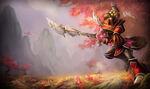 Master Yi IoniaSkin old