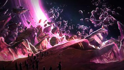 Cosmic Ruins