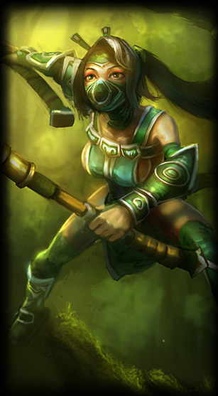 Akali OriginalLoading old