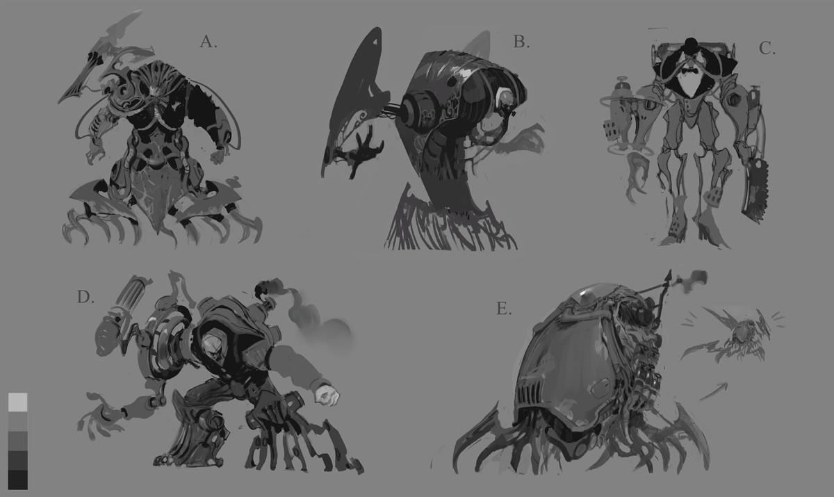 Image - Urgot VU concept 01.jpg | League of Legends Wiki ...
