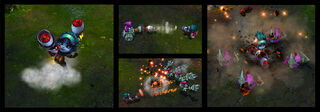 Tristana RocketGirl Screenshots