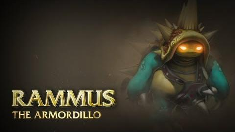 Rammus Champion Spotlight