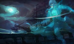Gangplank SpookySkin Ch