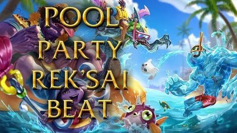 LoL Sounds - Pool party Rek'Sai - Beat