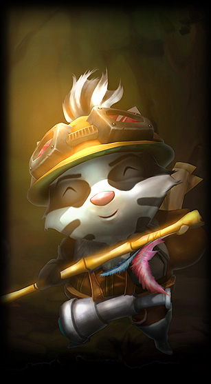 Teemo BadgerLoading old