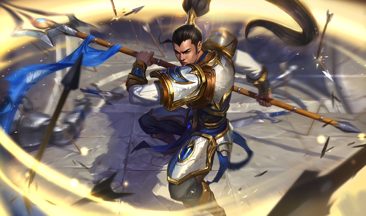 Xin Zhao OriginalSkin