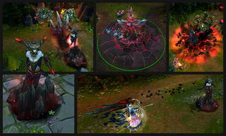 Lissandra Bloodstone Screenshots