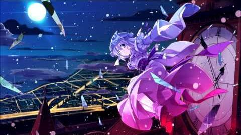 Night Sakura of Dead Spirits (Touhou Songs 56)