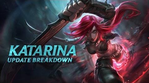 Katarina Champion Spotlight