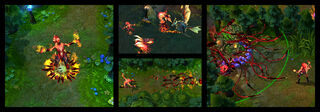 Zyra Wildfire Screenshots
