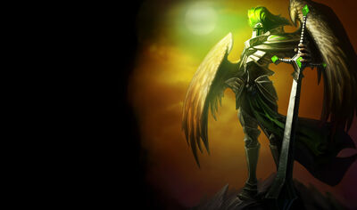 Kayle ViridianSkin old