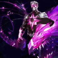 Emptylord Dirk reference art (Star Sapphire)