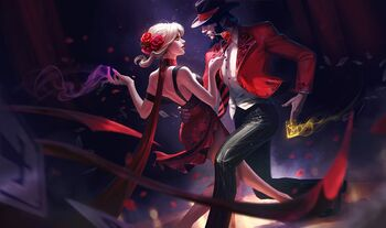 Evelynn/Twisted Fate