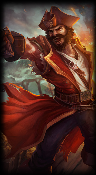 Gangplank OriginalLoading old2