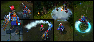 Singed SnowDay Screenshots