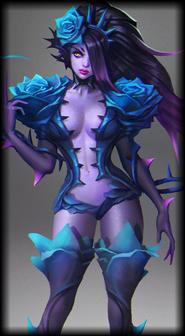 Emptylord Zyra BlueRose