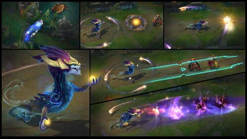 Aurelion Sol Screenshots