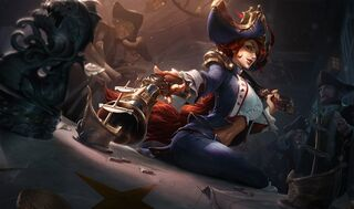 Miss Fortune WaterlooSkin