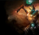 Tryndamere/History