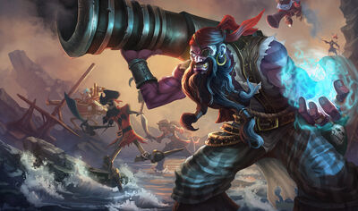 Ryze PirateSkin old
