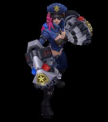 Vi Officer (Base)