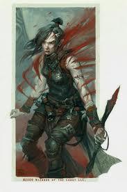 Female brawler