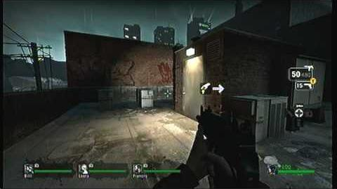 How to do the Powershot In Left 4 Dead on the Xbox 360 (Glitch)