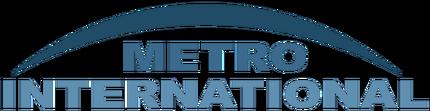 Metro International Logo
