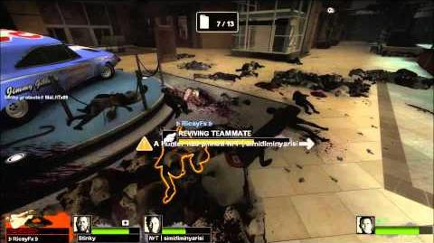Left4Dead 2 - DeadCenter - Atrium Normal