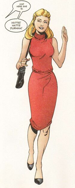 Hattie Durham comic