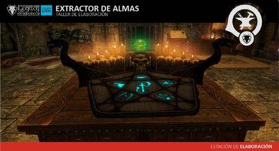 Extractor de Almas