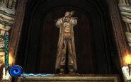 Vorador Statue