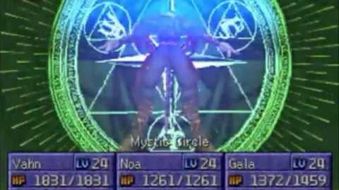 Mystic Circle - Legend of Legaia