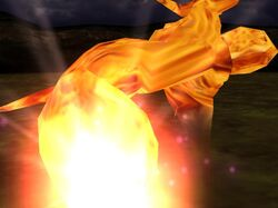 Flaming Fist 5