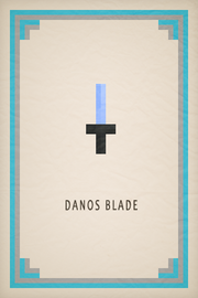 Danos Blade Card