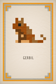 Gerbil Card