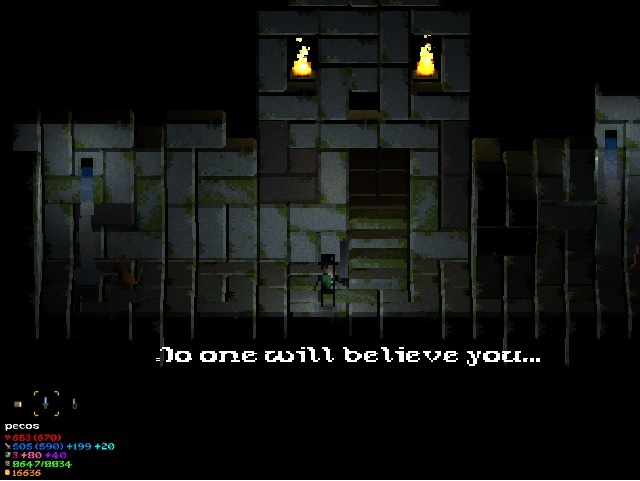 No one will belive you