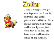 4. Zoltar's Bio