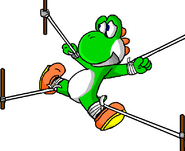 Yoshi tied up 3 by boblame-d69mge9