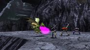 Beastie Dragon uses Sweet Mist