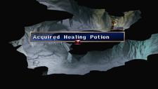 Healing Potion Chest Limestone Cave