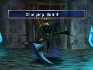 Death Charging Spirit