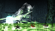 Divine Dragon Spirit uses Dragon Claw