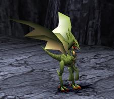 Beastie Dragon